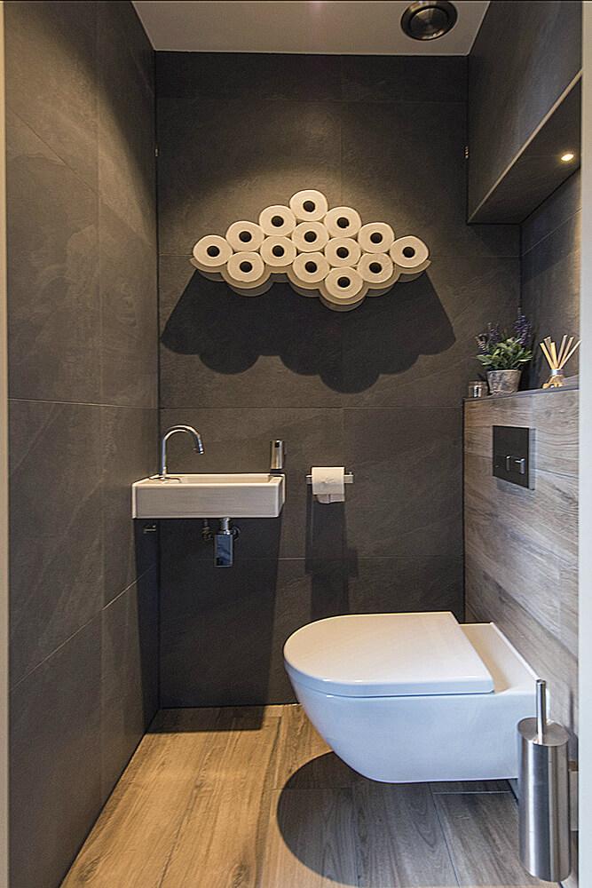 modern toilet-de-meern